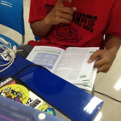Photo taken at Badan Perpustakaan dan Kearsipan Provinsi Jawa Timur by endiqaputri on 9/14/2013
