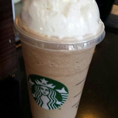 Photo taken at Starbucks by Laurie B. on 5/9/2014