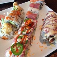 Photo taken at Sushi Love by Jennifer L. on 6/22/2013
