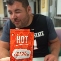 Photo taken at Taco Bell by Allie B. on 11/9/2014