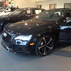 Photo taken at Audi Warwick by J'Juan E. on 1/18/2015