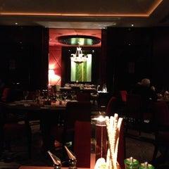 Photo taken at Amaranto Restaurant by Brian S. on 11/25/2012