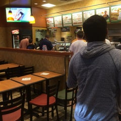 Photo taken at Subway by Austin W. on 7/30/2014
