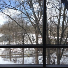 Photo taken at Dexter District Library by Denise A. on 2/26/2014