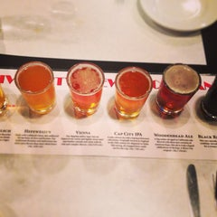 Photo taken at River City Brewing Company by Kaitlin H. on 1/26/2013