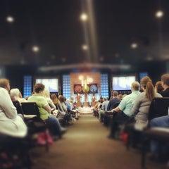 Photo taken at Wellspring community church by Matt E. on 11/4/2012