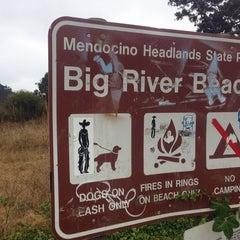 Photo taken at Big River Beach by Shane B. on 8/25/2014