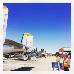 Photo taken at American Airpower Museum by Zachary M. on 5/23/2015