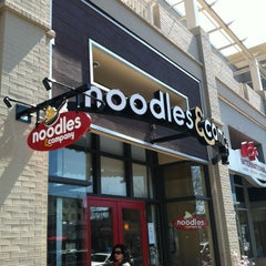 Photo taken at Noodles & Company by Andrea W. on 4/6/2013