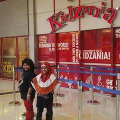 Photo taken at KidZania by Aryo S. on 7/25/2015