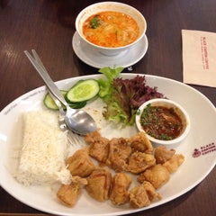 Photo taken at Black Canyon (แบล็คแคนยอน) by Matoomch on 2/12/2015