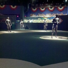 Photo taken at Negro Leagues Baseball Museum by Ryan S. on 10/12/2012