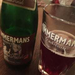 Photo taken at Brouwerij Timmermans by Roeland R. on 5/3/2015