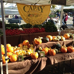 Photo taken at Grand Lake Farmers Market by Medjool D. on 10/13/2012