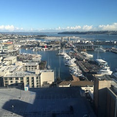 Photo taken at PwC Tower by Darren D. on 7/16/2014