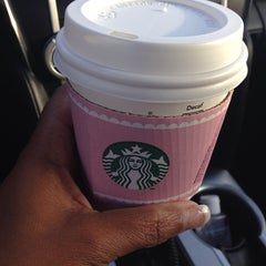Photo taken at Starbucks by Vanessa K. on 4/24/2014