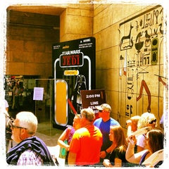 Photo taken at The Egyptian Theatre by Tony H. on 5/4/2013