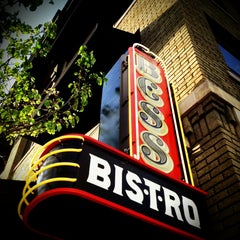 Photo taken at Bess Bistro by Emily B. on 3/31/2013
