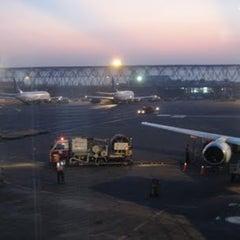 Photo taken at Terminal 2D by Ryo J. on 3/31/2013
