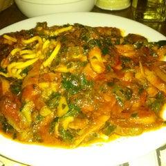 Photo taken at Mrs. Robino's Restaurant by Zarah P. on 5/14/2013