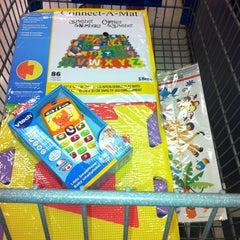 Photo taken at Walmart by Nesrine T. on 7/18/2013