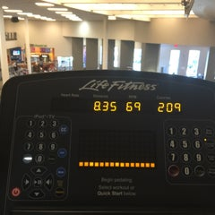 Photo taken at LA Fitness by Mario B. on 4/10/2015