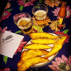 Photo taken at O Catarina Bar by Jamil C. on 12/18/2014