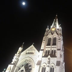 Photo taken at Saint Francis Xavier College Church by Matt W. on 1/27/2013