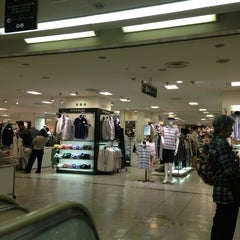 Photo taken at 大丸 京都店 by Takahashi N. on 6/22/2013