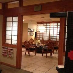 Photo taken at Spa Shiki by Anna B. on 10/1/2012