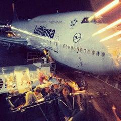 Das Foto wurde bei Lufthansa Flight LH 405 von Eike R. am 8/23/2014 aufgenommen