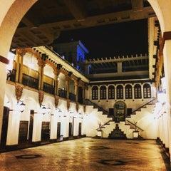 Photo taken at Casa de España by JoAnne K. on 10/20/2015