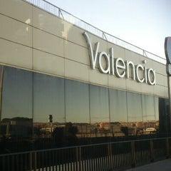 Photo taken at Aeroport de València (VLC) by Jesús m. on 1/28/2013