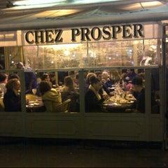 Photo taken at Chez Prosper by Pierre-Yves L. on 11/7/2012