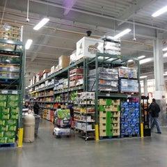 Photo taken at BJ's Wholesale Club by Edwin G. on 3/9/2013
