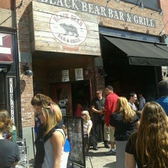 Photo taken at Black Bear Bar & Grill by Edgar B. on 5/5/2013
