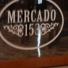 Photo taken at Mercado 153 by Penildo P. on 12/29/2012
