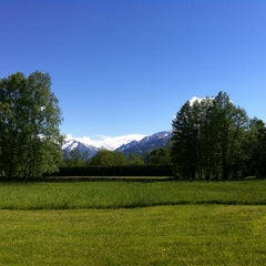 Photo taken at Schloss Prielau Hotel And Restaurant Zell am See by Kleiner G. on 5/18/2013