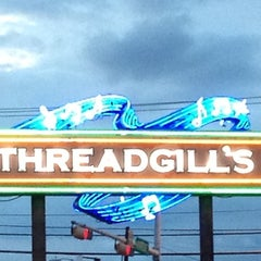 Photo taken at Threadgill's by Cheisha H. on 7/17/2013