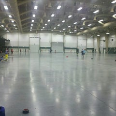 Photo taken at Buffalo County Fairgrounds by Kenny O. on 1/16/2013