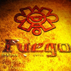 Photo taken at Fuego Cantina & Grill by Kira L. on 10/28/2012