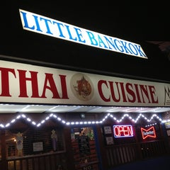 Photo taken at Little Bangkok by Karm on 1/3/2013