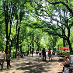 Photo taken at Central Park by BADER C. on 6/20/2013