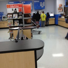 Photo taken at Walmart Supercenter by Pat P. on 1/1/2013