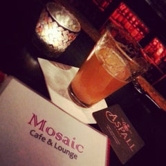 Photo taken at Mosaic by Daryl Ray C. on 2/7/2013