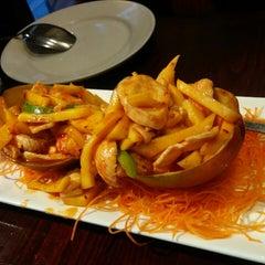 Photo taken at My Thai Restaurant by Sammy N. on 5/12/2014