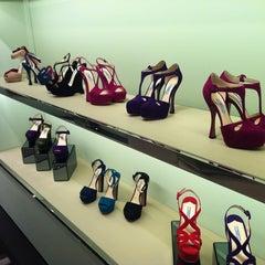 Photo taken at Prada by Amber R. on 10/15/2012