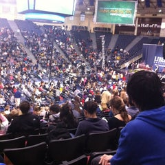 Photo taken at Vines Center by Zack L. on 3/8/2013