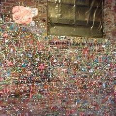 Photo taken at Gum Wall by Estee H. on 6/20/2013