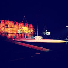 Photo taken at Handa Opera On Sydney Harbour by Ciarán N. on 3/30/2013